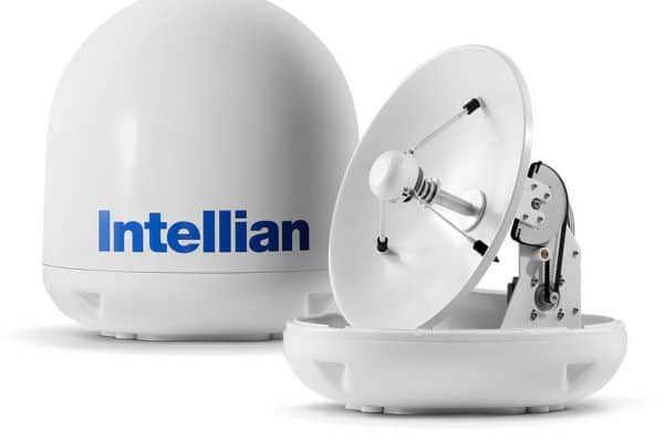 Intellian i4 & i4P